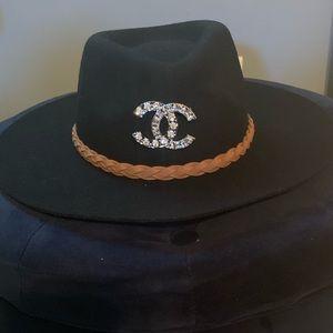 Brooch Hat